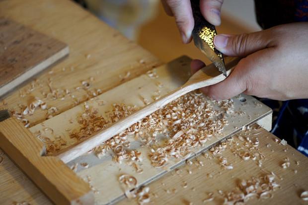 9月の木工教室