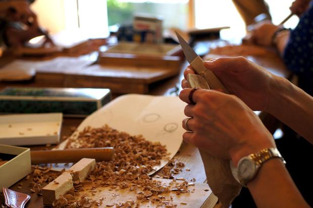 11月の木工教室
