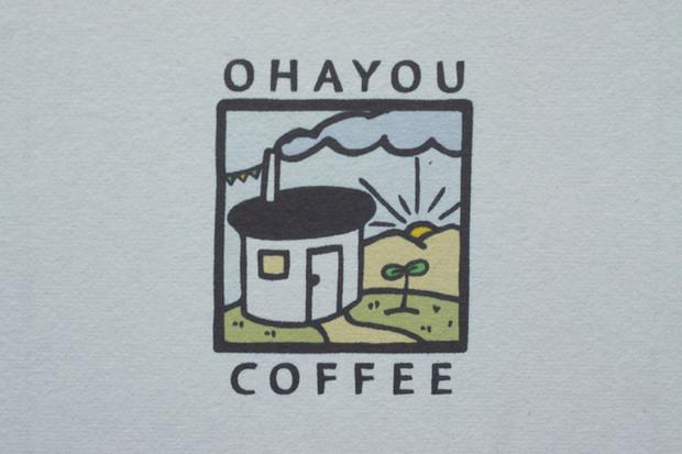 OHAYOU COFFEEさんのロゴマーク