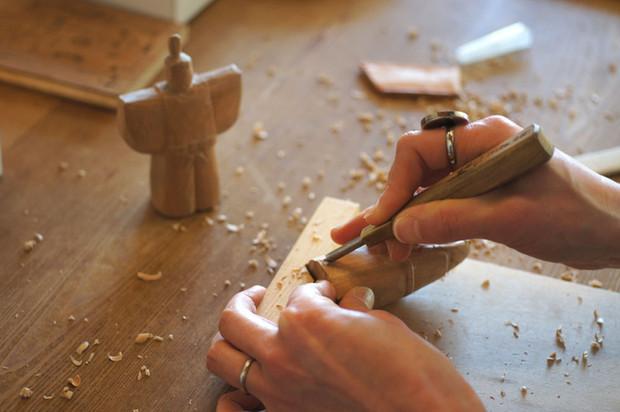 3月の木工教室、開催しました。