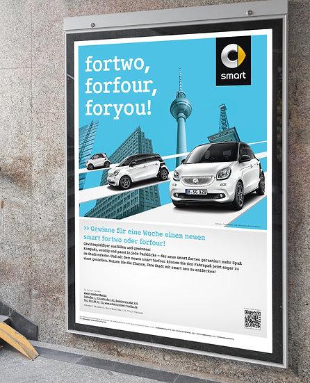 smart center berlin - Anzeige