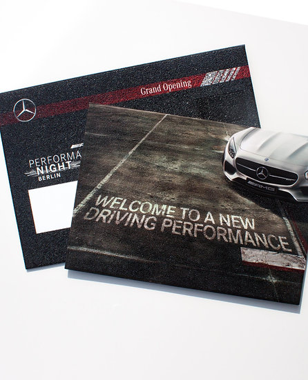 Mercedes-Benz Berlin - Mailing