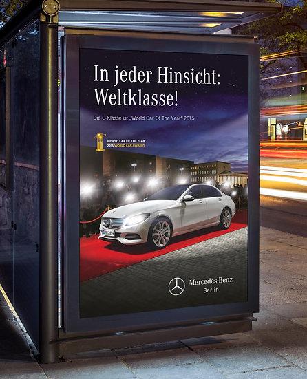 Mercedes-Benz Berlin - Anzeigen