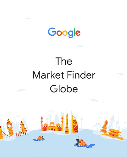 Google - The Market Finder Globe