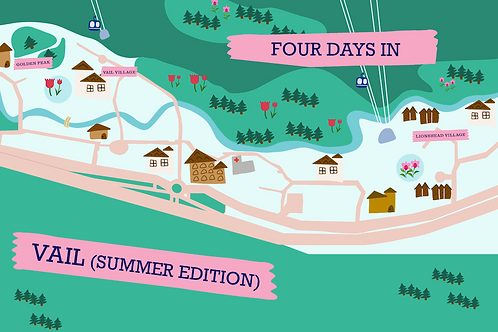 Guide to: Vail (Summer)