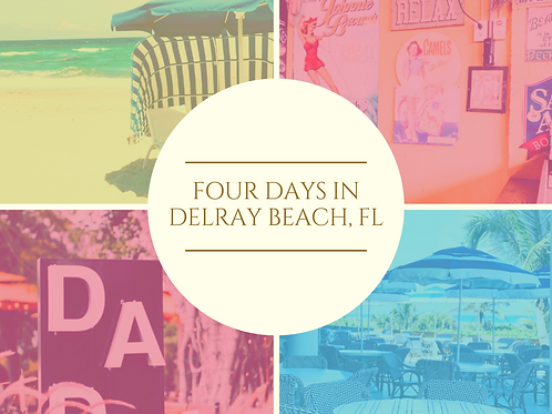 Curated Guide to Delray Beach, FL