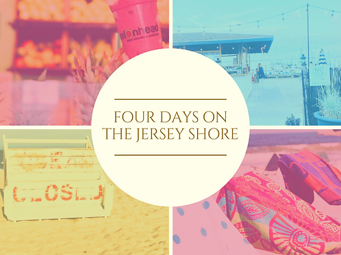 Curated Guide to the Jersey Shore