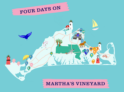 Guide to: Martha's Vineyard