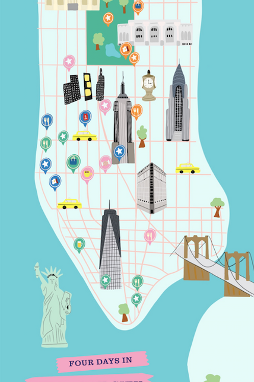 Guide to: New York City