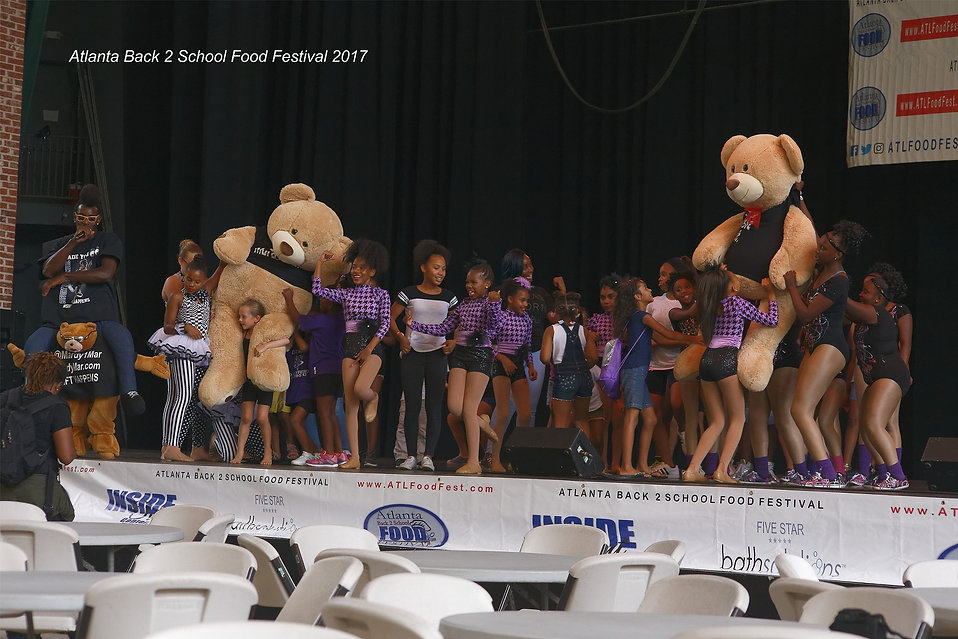 Atlanta Back 2 School Food Festival 2017