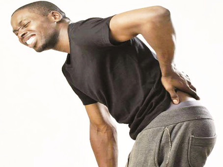 Back pain accounts for more than 264 million lost work days in one year