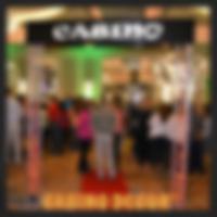 FADDS Casino Decor- Nashville