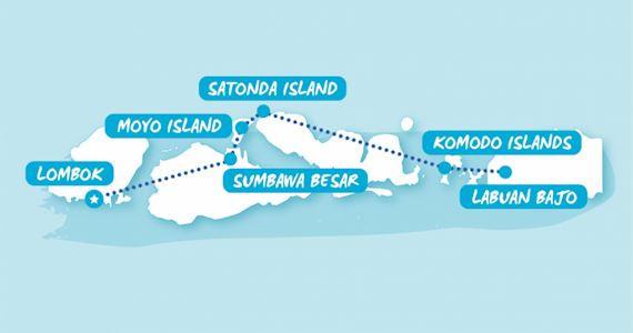 Komodo Island Hopper
