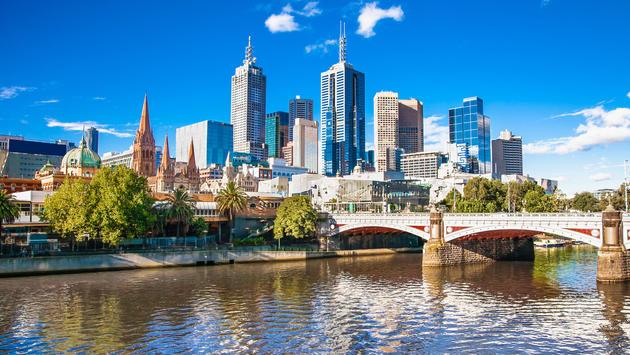 Melbourne + Great Ocean Road
