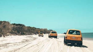 4WD Jeep Tag Along Tour