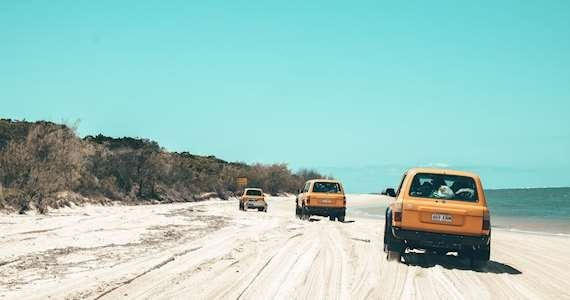 4WD Jeep Tag Along Tour