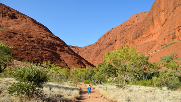 Ayers Rock - Alice Springs