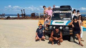 4WD Jeep Tour