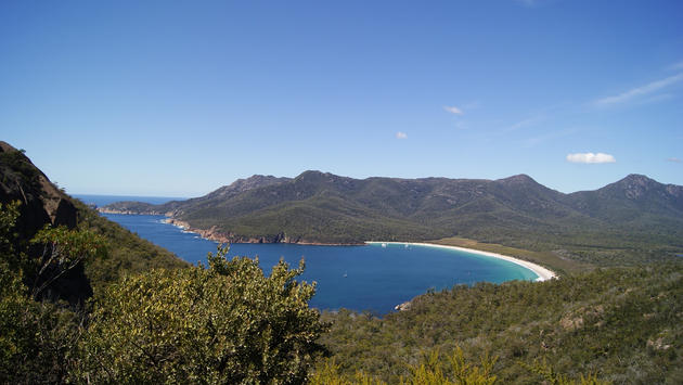 Wineglass Bay + Freycinet NP