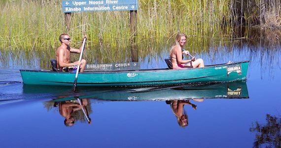 Everglades Canoe