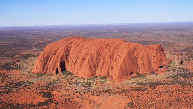 Alice Springs - Darwin (short)
