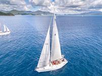Whitsunday Islands Sailing