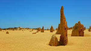 Pinnacles + Sandboarding