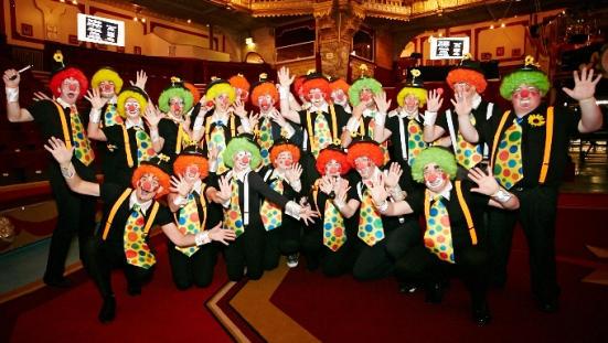 Clown Workshop Blackpool Tower
