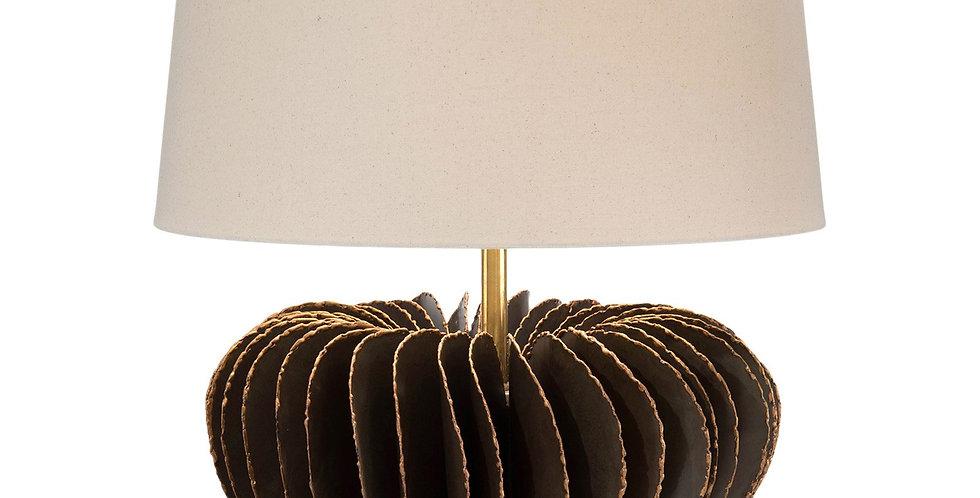 Brutalist Table Lamp