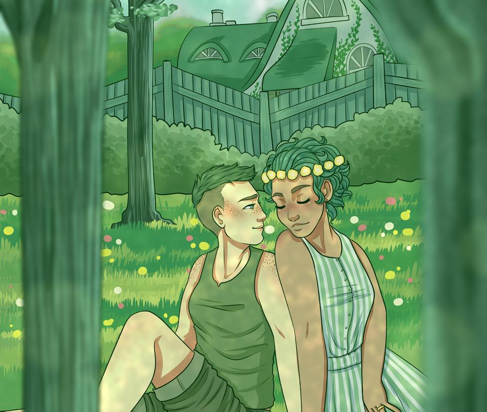 Garden Nap