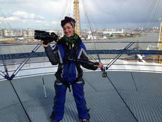 Scaling the top of the O2