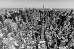 Higt view New York