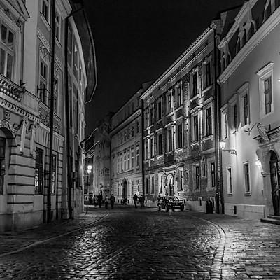 Cracovie, Pologne.