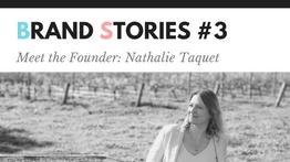 Meet the Founder: Nathalie Taquet            - Origin Stories for eBottli