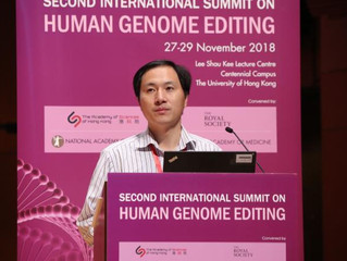 China suspends scientists who claim to have produced first gene-edited babies