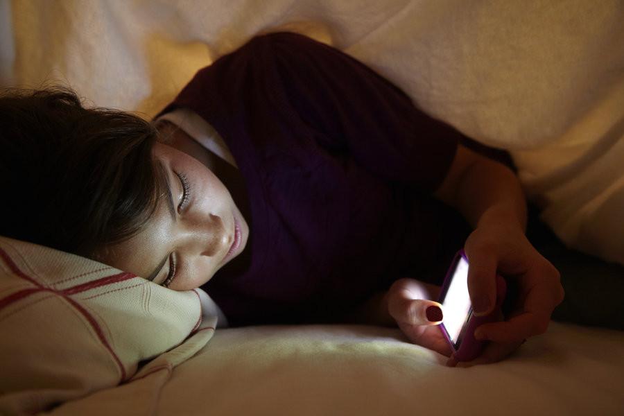 insomnia smartphone