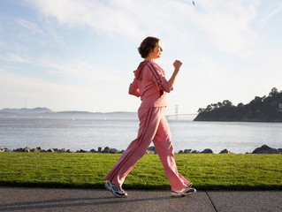 For women with history of pregnancy loss, walking may aid chance of becoming pregnant