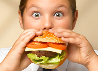 More than half of U.S. children could be obese by age 35