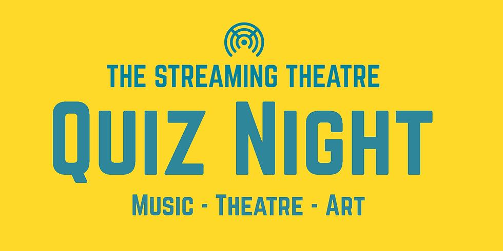 Art Themed Quiz Night