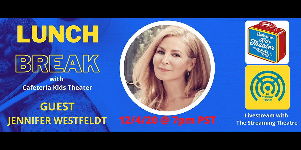 Interview with: Jennifer Westfeldt by Cafeteria Kids Theater