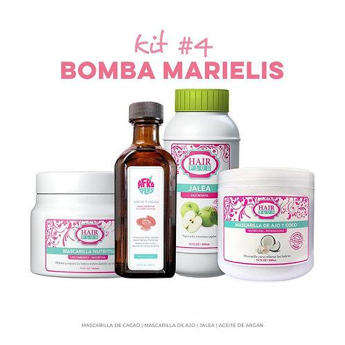 Kit #4  Bomba Marielis