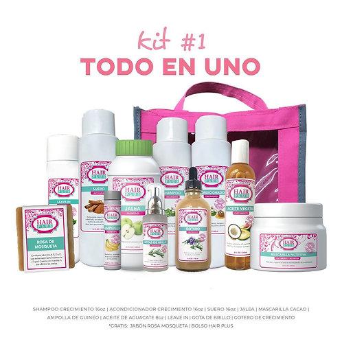 Kit #1  Todo en Uno