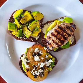 Bulaccino Cafe Fiji Avocado toast specials