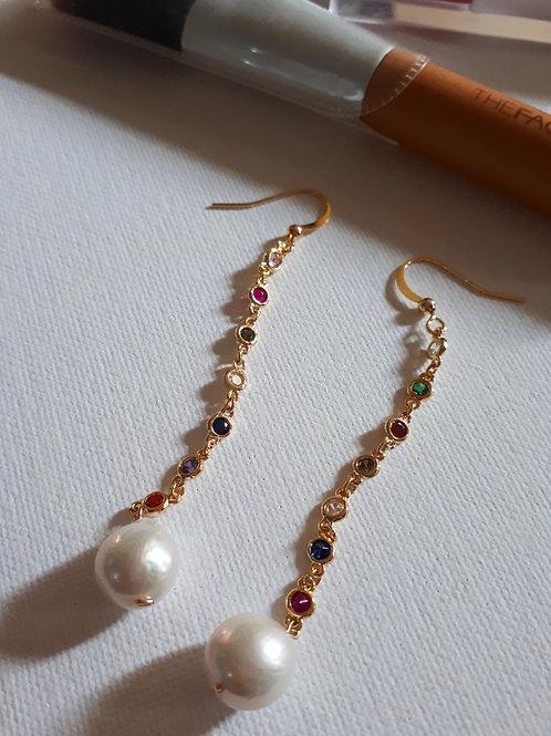 Justice Earrings