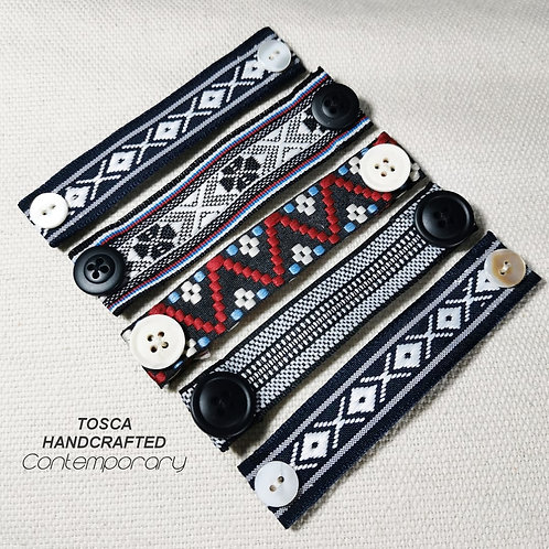 Face Strap Mask Minis (3 straps)