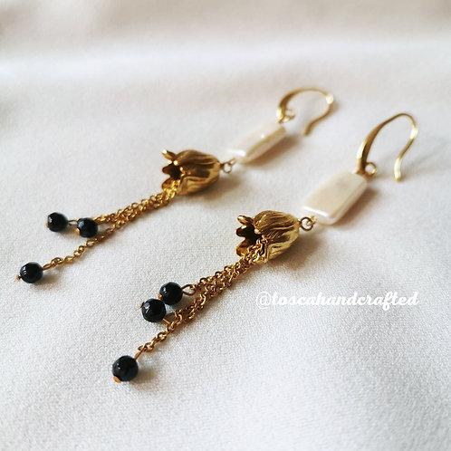 Hamilton Pearl Earrings
