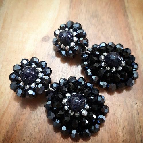 Thespian Earrings (Starlight)