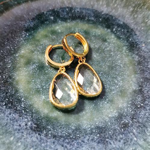 Glass Drops (Brass)