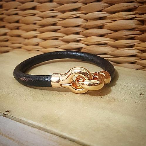 RJP Bracelet (Plain Leather)