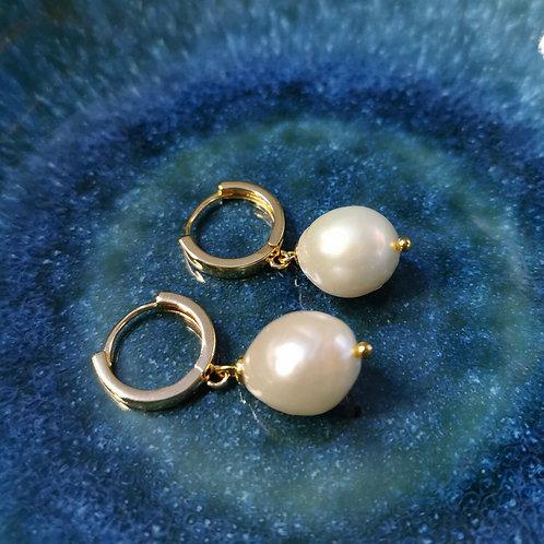 Baroque Pearls (Brass)